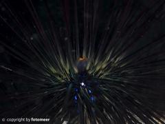 Supernova? Zentrum eines Seeigels