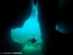 Höhle bei Koh Hah