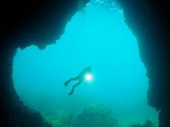 Höhle bei Ko Haa